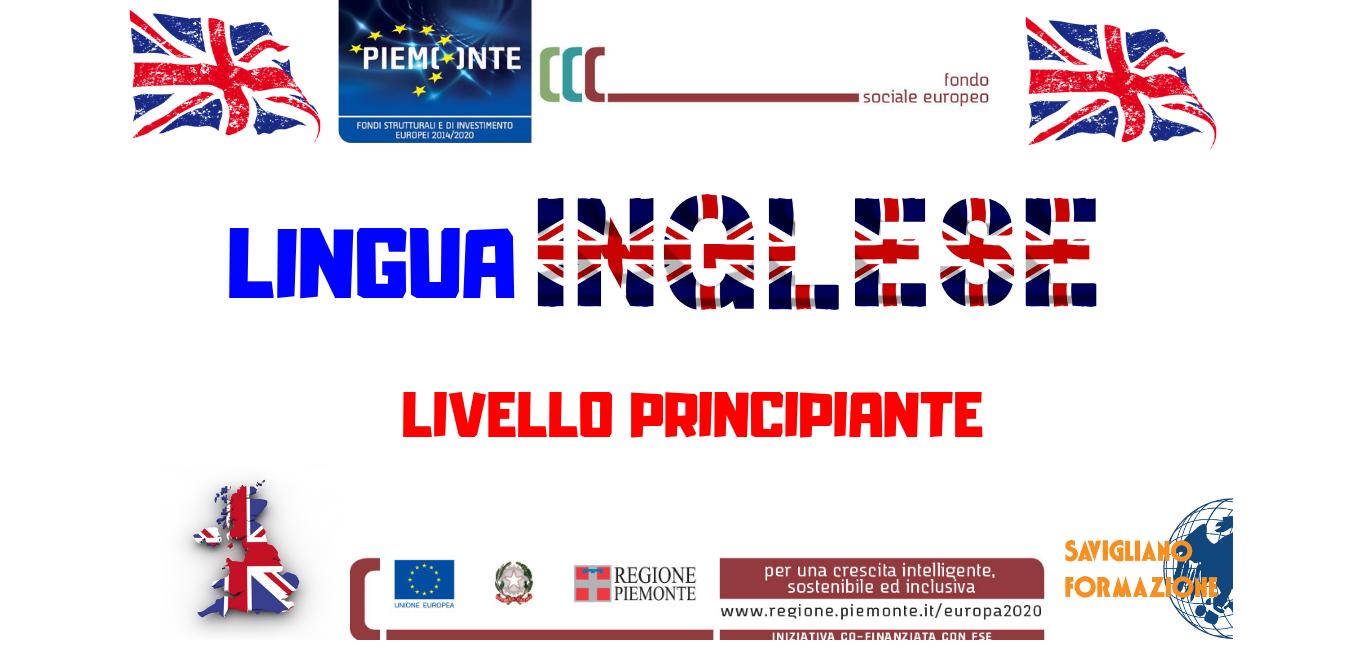 banner inglese principiante