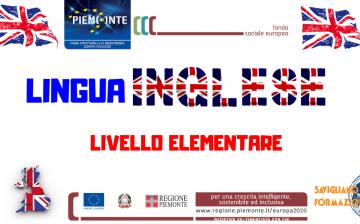 banner inglese elementare