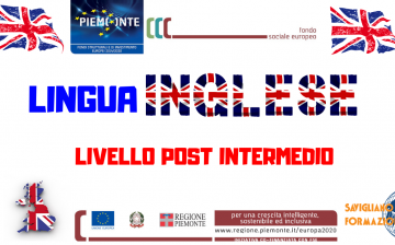 banner inglese post intermedio