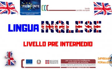 banner inglese pre intermedio