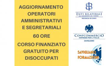 operatori amministrativi e segretariali